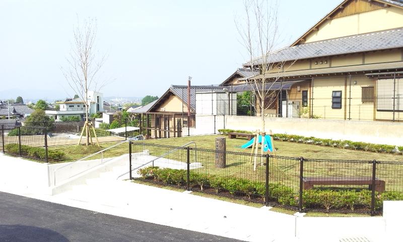 緑地公園施工例